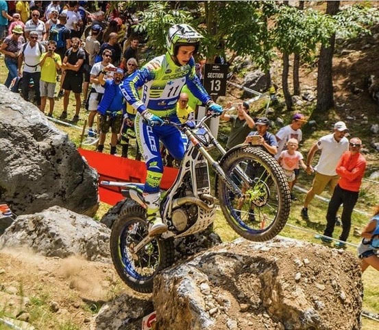 World Trials Championship - Belgium July 22nd, 2018